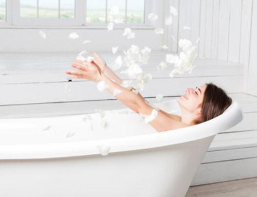 Bathing in the Luxury of Baths