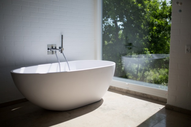 have a bathtub