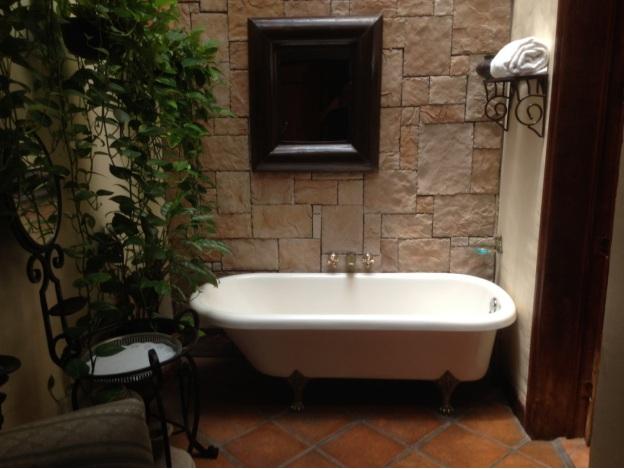 specialized bathtub