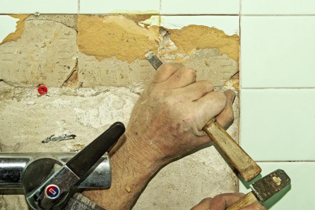 Repairing Damaged Tiles